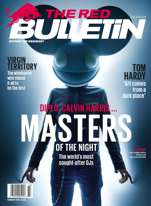 The Red Bulletin February 2016 - US by Red Bull Media House - issuu 77fbc5951
