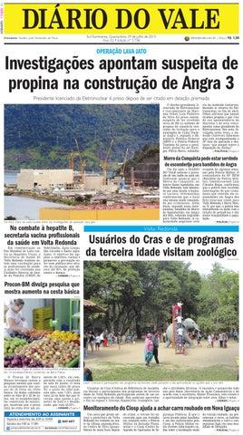 7738 diario quarta feira 29 07 2015 by Diário do Vale - issuu 2b55f52f39