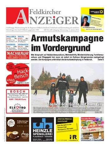 Feldkircher anzeiger 02 by Regionalzeitungs GmbH - issuu