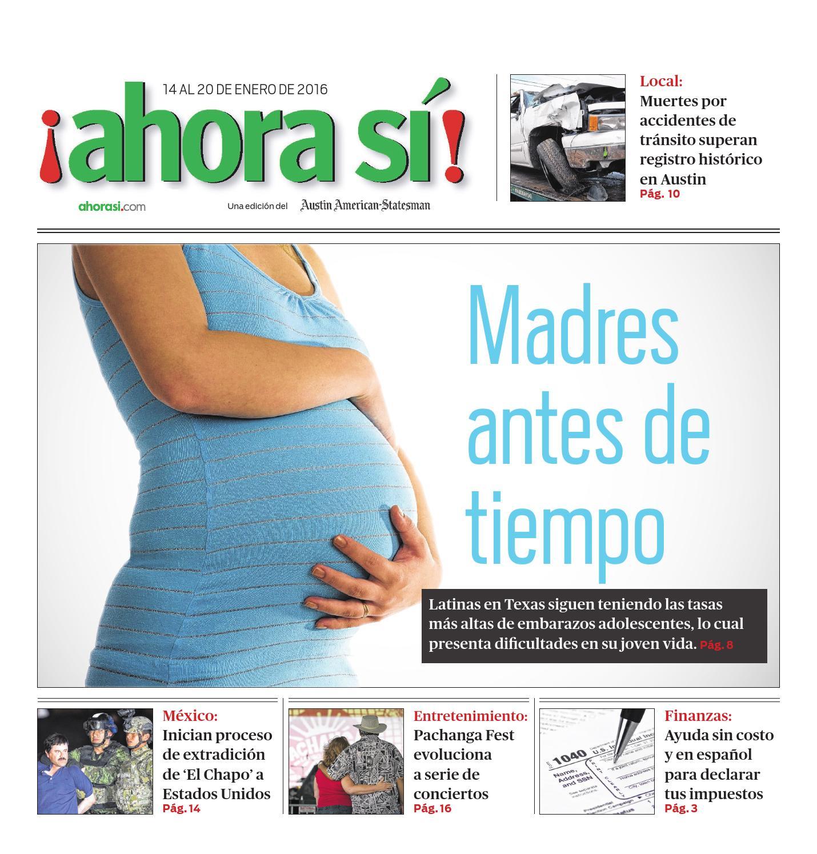 Ahora Sí! Edición del 14 al 20 de enero by Ahora Si - issuu