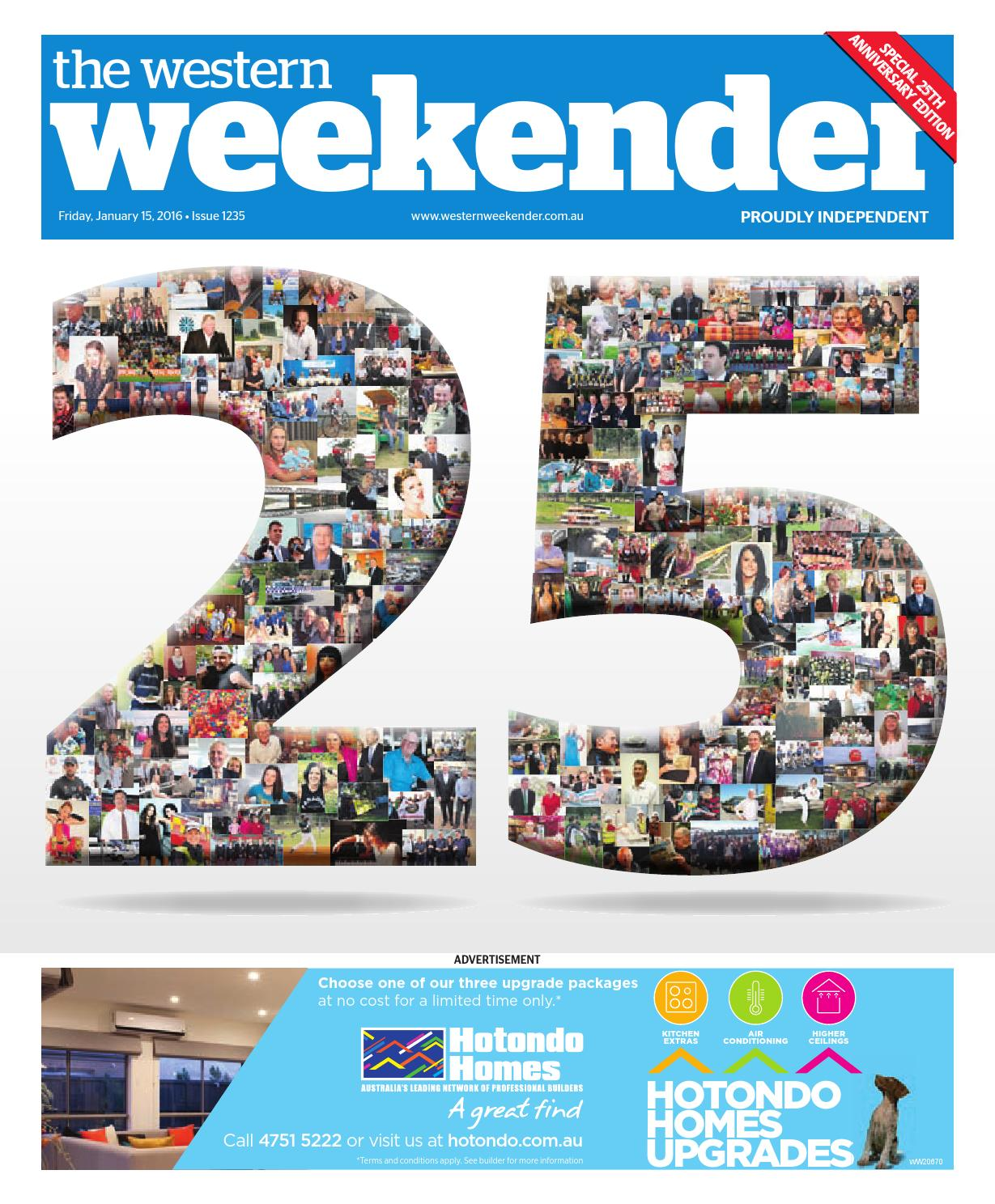 cf6fcbe8f0bd Western Weekender January 15 by Western Sydney Publishing Group - issuu