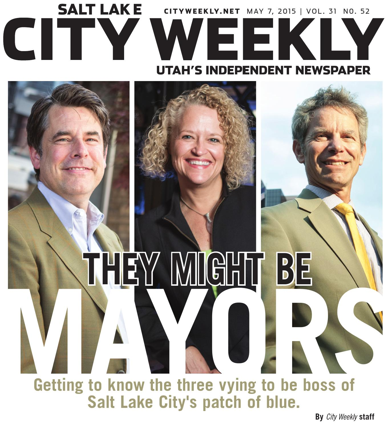 City Weekly May 7 2015 by