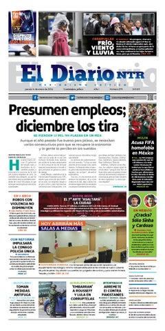 08fee5e819c05 El Diario NTR 279 by NTR Guadalajara - issuu