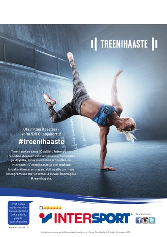 Intersportin treenikuvasto 2016 by Intersport Finland - issuu ee88b210d4