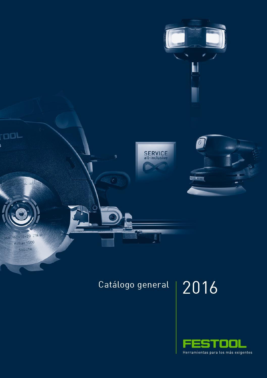 3aab73cf8634 Festool catalogo general 2016 by MAQUIAUTO - issuu