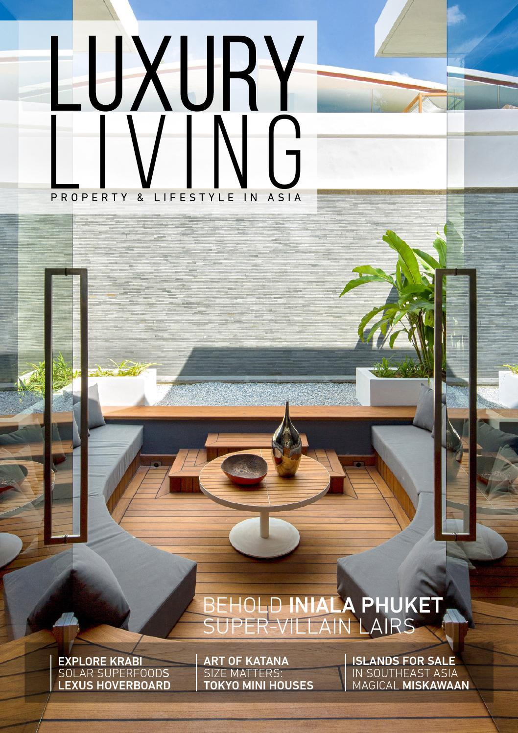 Luxury Living Magazine Long Island