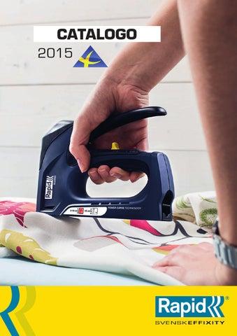 Nero Rapid 11520110 Compacta Graffatrice