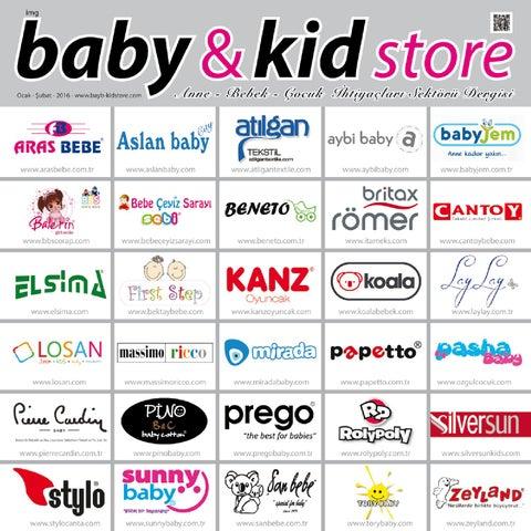 aad22ef31eaab Baby Kid & Store Ocak/Subat16 by baby kid store - issuu