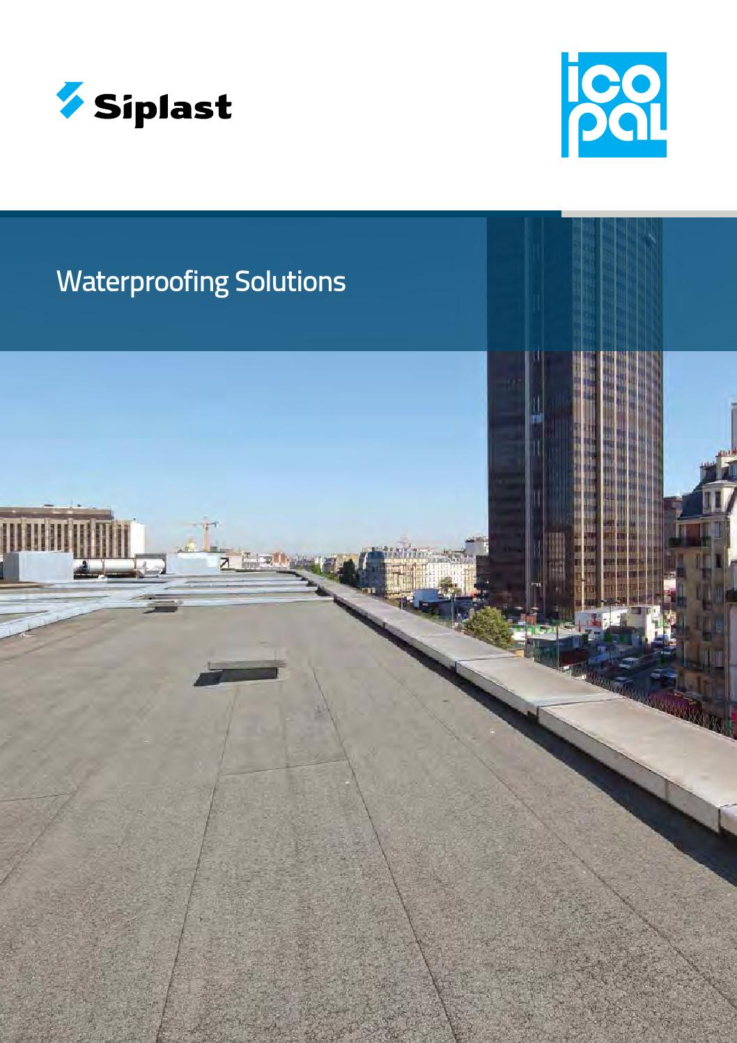 Waterproofing Solutions By Jad Solucions Informàtiques Issuu