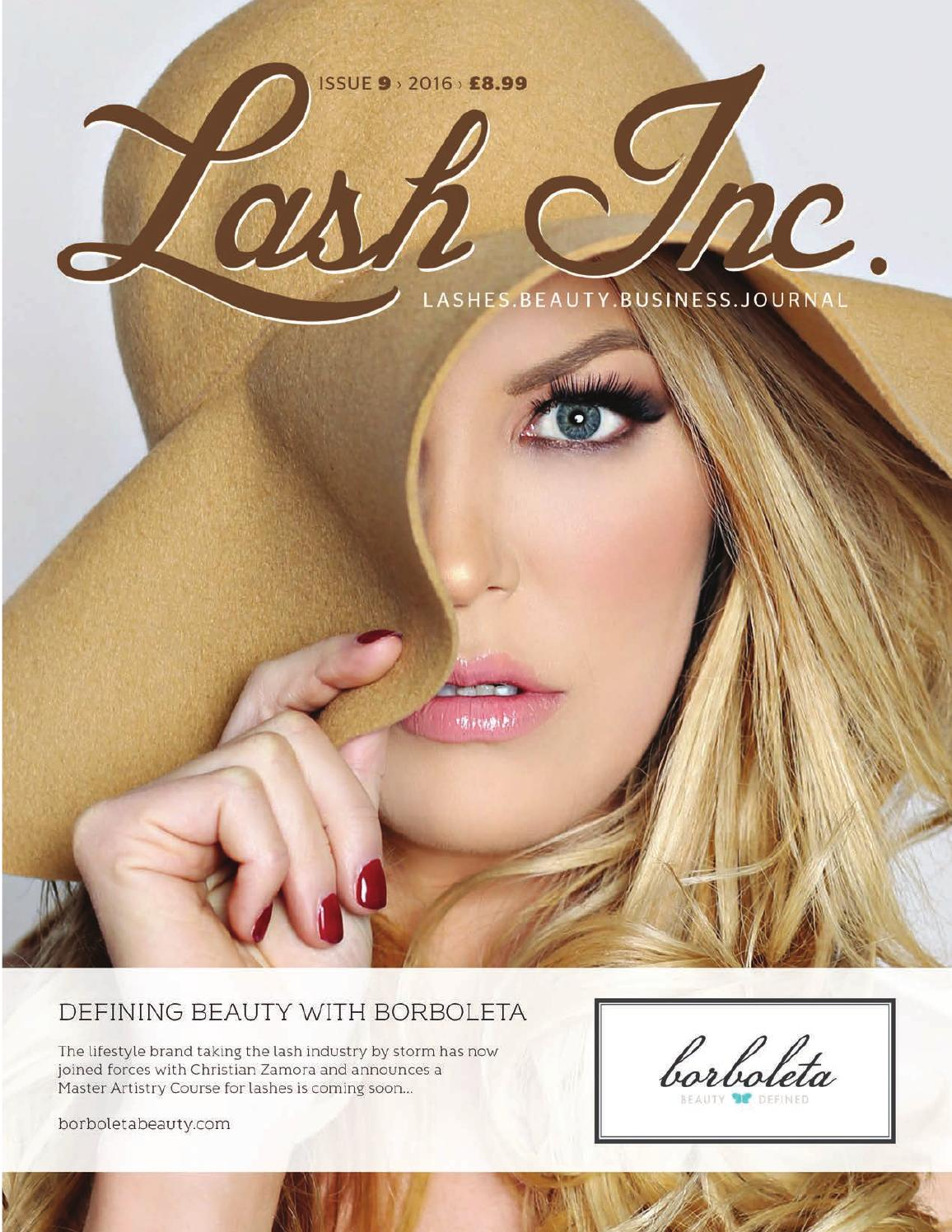 e74cc88f5bd Lash Inc Issue 9 by Chrysalis House Publishing - issuu