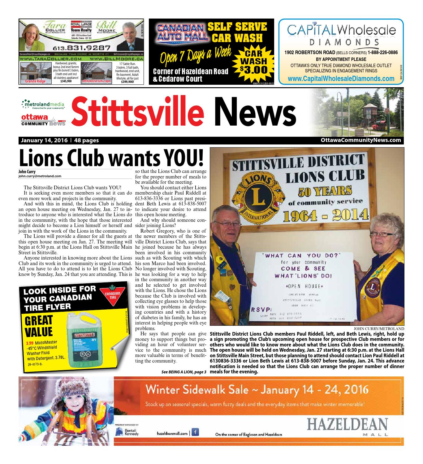 Stittsville by Metroland East Stittsville News issuu