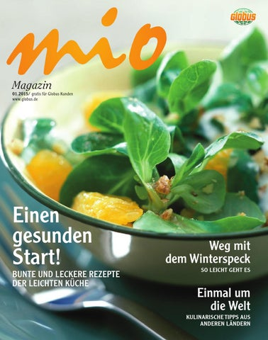 Mio1501 issuu by Globus SB-Warenhaus Holding GmbH & Co. KG - issuu