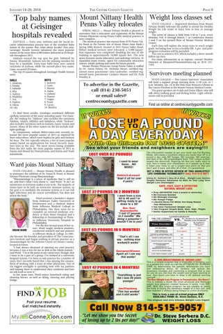 1 14 16 Centre County Gazette By Indiana Printing Publishing Issuu