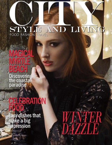 1b4328f294 City Style and Living Magazine Winter 2015 by City Style and Living ...
