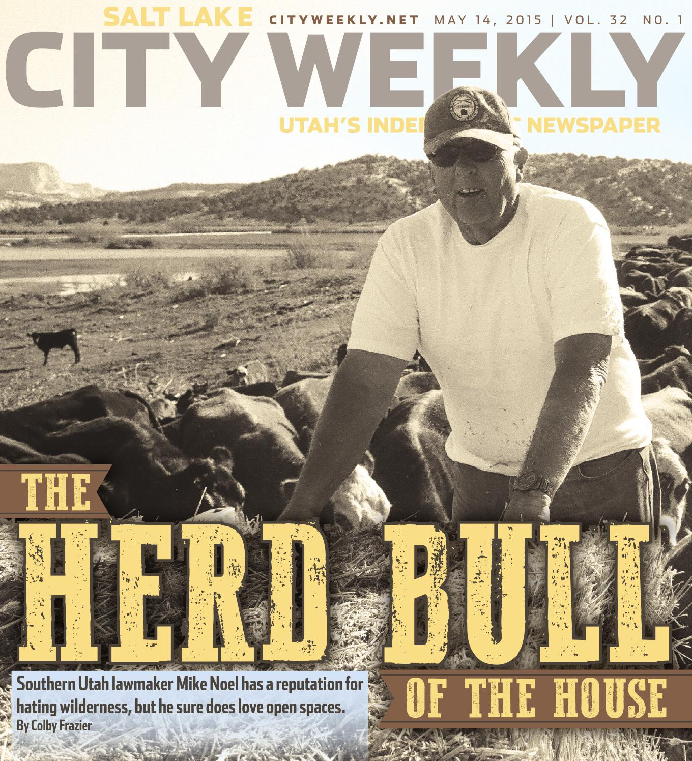 City Weekly May 14 2015 by