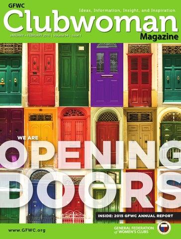 42f76e65 Clubwoman Magazine by 202design - issuu