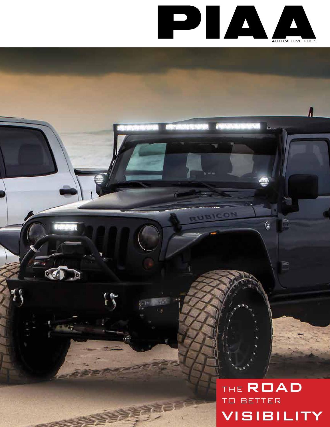 Cool Blue//White H10 Xenon Foglights 2002-2012 Jeep Liberty
