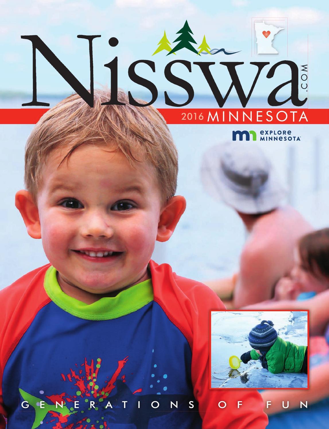 Nisswa Chamber Book 2016