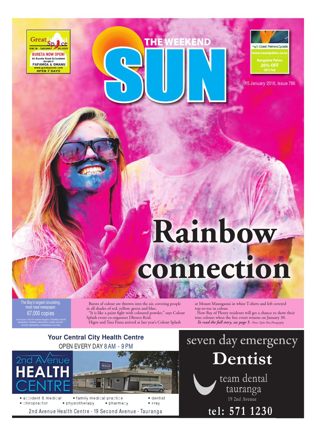The Weekend Sun 15 Jan 2016 by SunLive - issuu