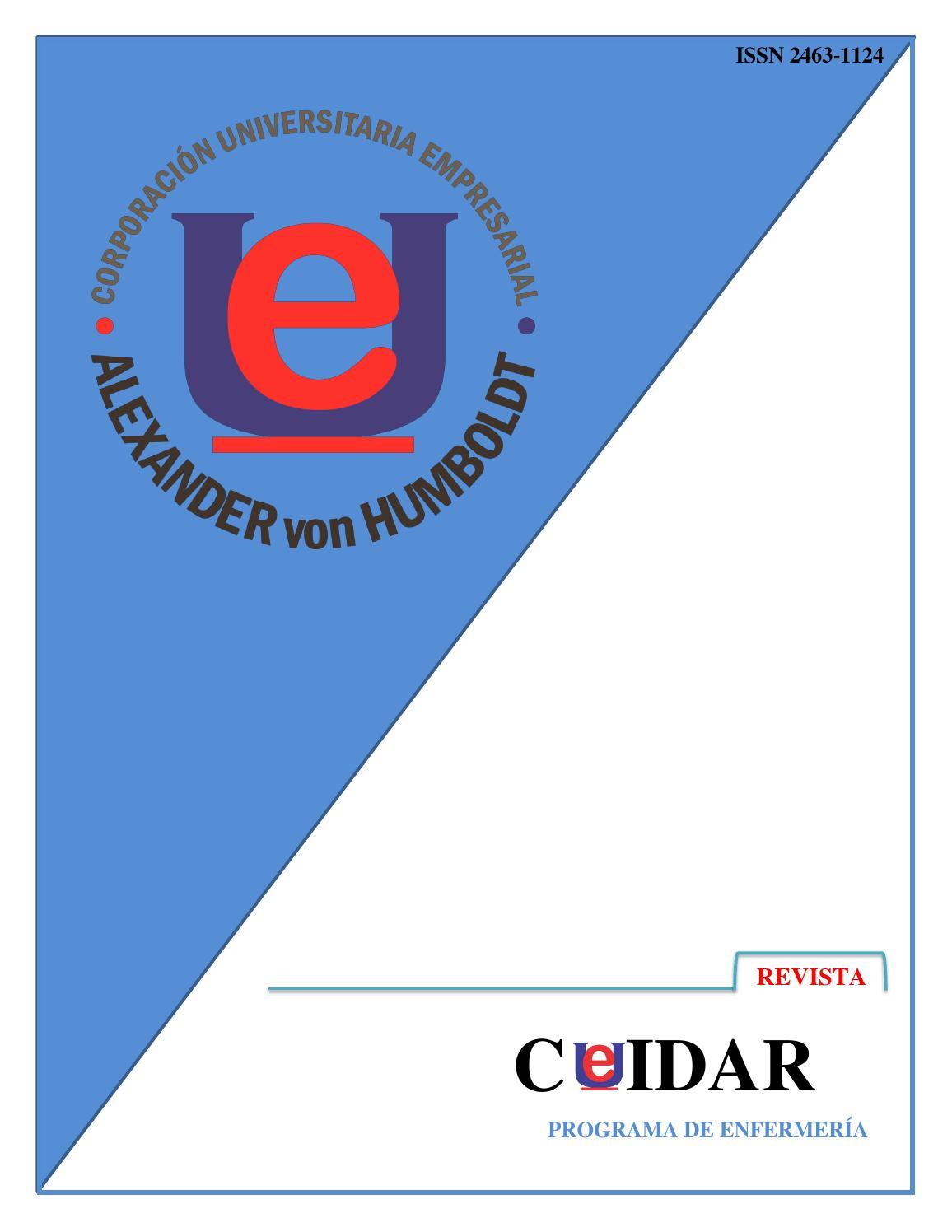 Revista Cuidar 2da edicion by comunicacionesCUE - issuu