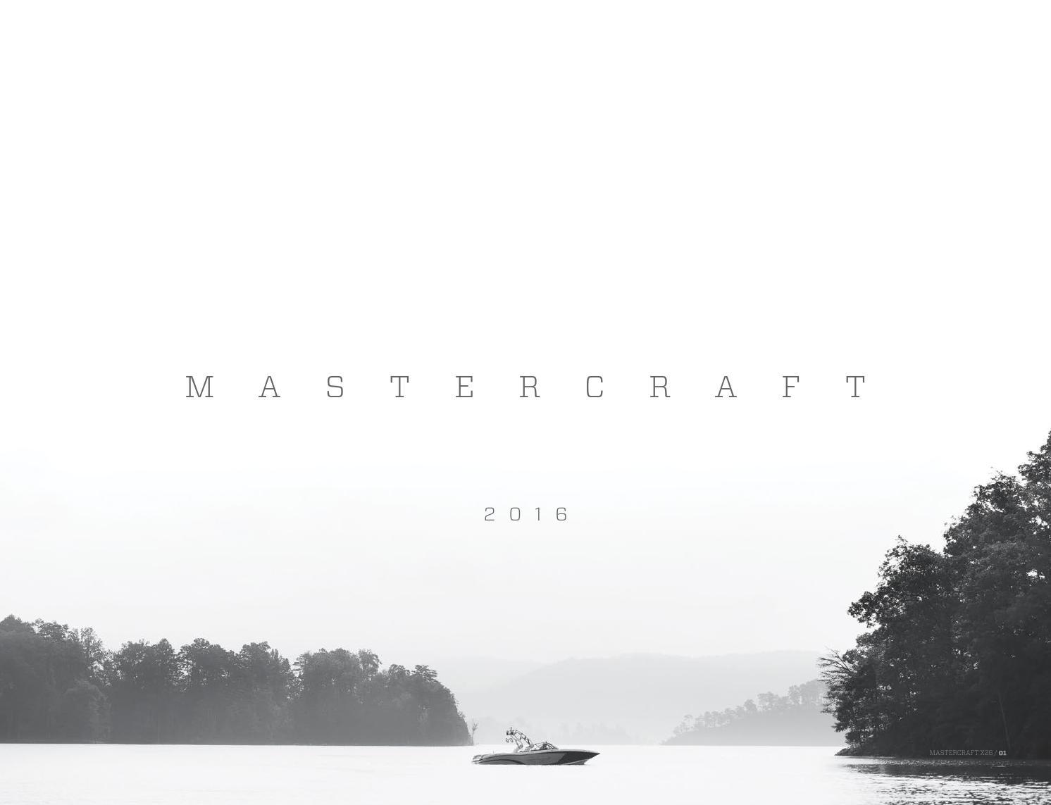 MasterCraft 2016 by Redline Watersports - issuu