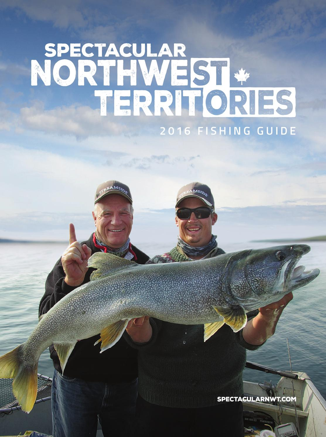 Northwest Territories Fishing Guide 2016 By Northwest