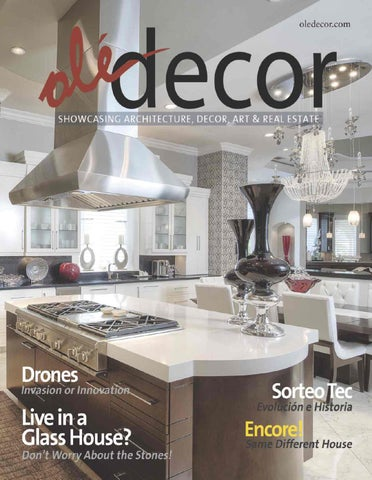 ole decor magazine winter 20152016 - Decor Magazine