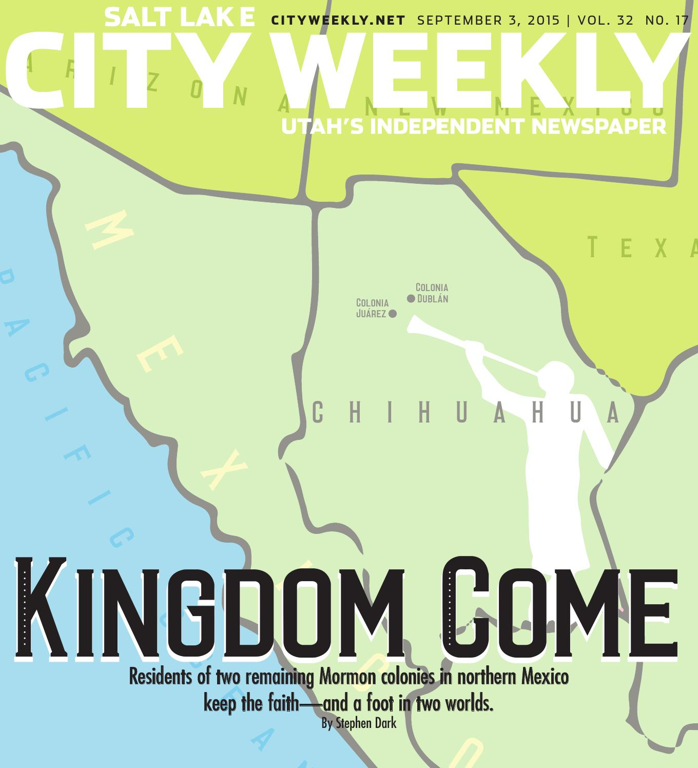 City Weekly Sept 3, 2015 by Copperfield Publishing - issuu