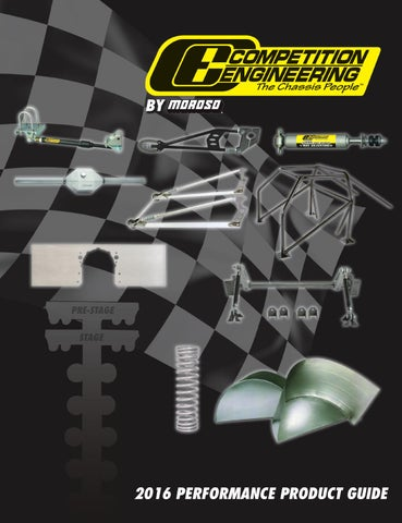 2016 CE Catalog by Moroso Performance Products - issuu