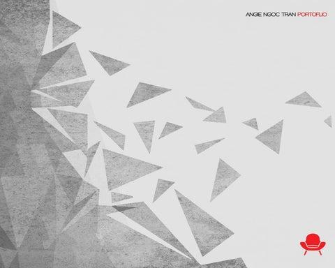 Interior   Furniture Design Portfolio | Angie Ngoc Tran