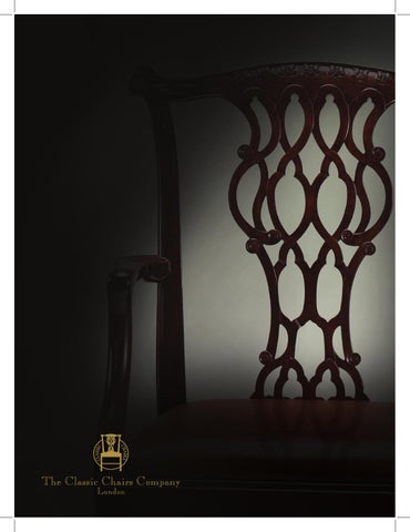 the classic chair brochure by home classicchairs issuu