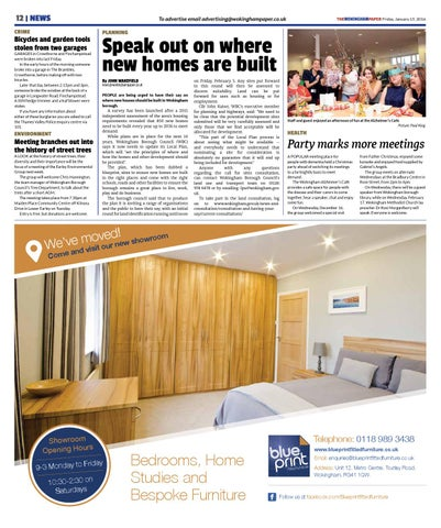 The wokingham paper january 15 2016 by the wokingham paper issuu page 12 malvernweather Image collections