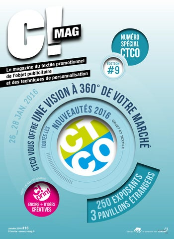 Cmag 16 By 656 Editions Issuu