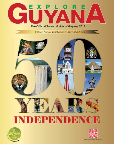 The Official Tourist Guide of Guyana 2016 by Guyana Graphic issuu