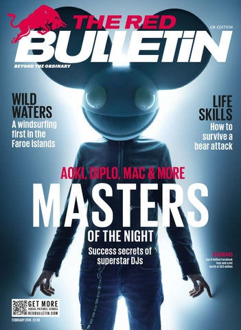 6a44977f6ba0 The Red Bulletin February 2016 - UK by Red Bull Media House - issuu