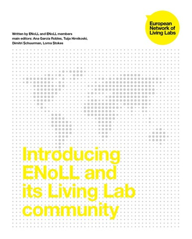 Introducing enoll and its living lab community by soon issuu page 1 malvernweather Image collections
