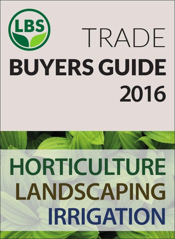 Lbs Buyers Guide 2016 By Lbs Worldwide Issuu