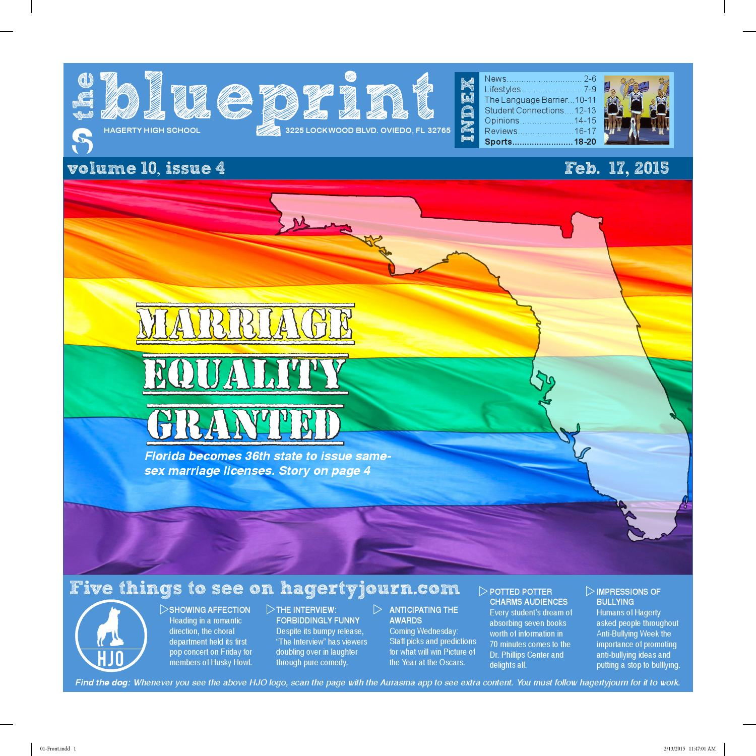 The blueprint volume 10 issue 4 by hagerty journalism issuu malvernweather Choice Image