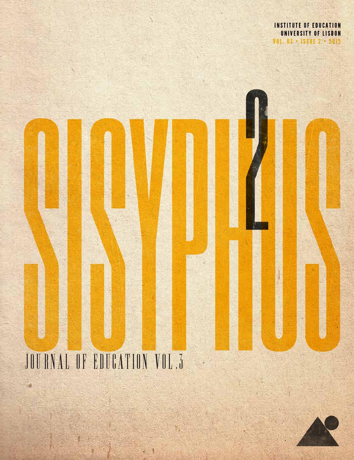 e623d1a83c9 Sisyphus – Journal of Education