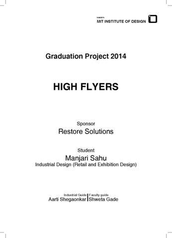Graduation report manjari sahu red by Manjari Sahu - issuu