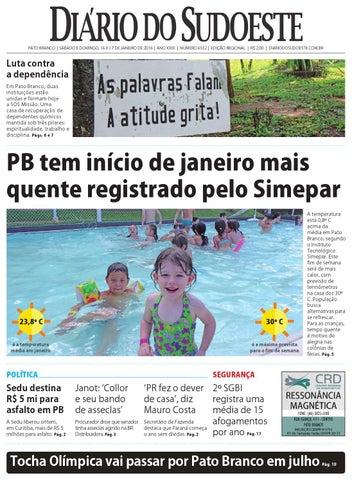 210b6f2db87 Diário do sudoeste 16 e 17 de janeiro de 2016 ed 6552 by Diário do ...