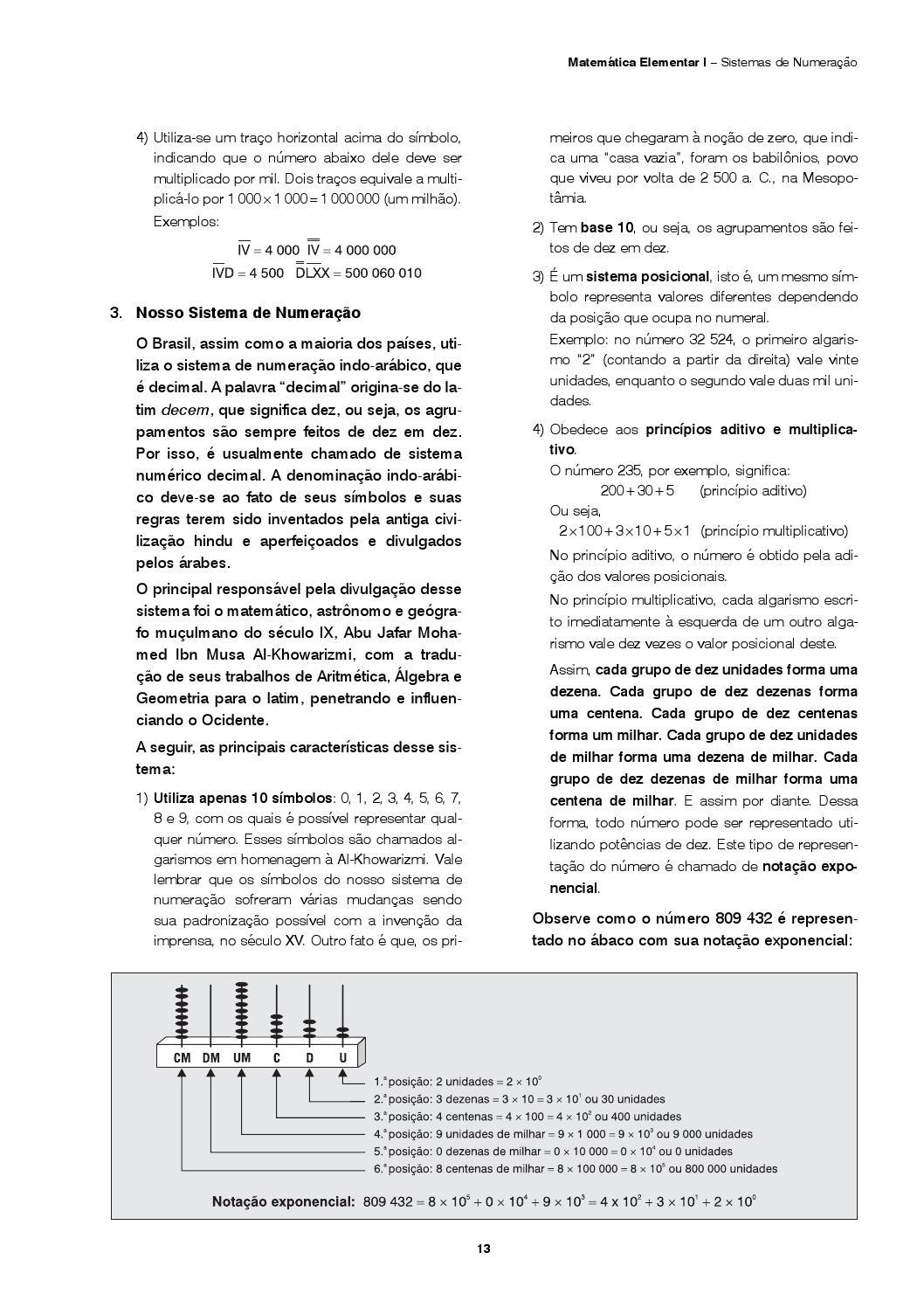 ee7533c64 Matematicaelementari by Prof° Everton Moraes - issuu