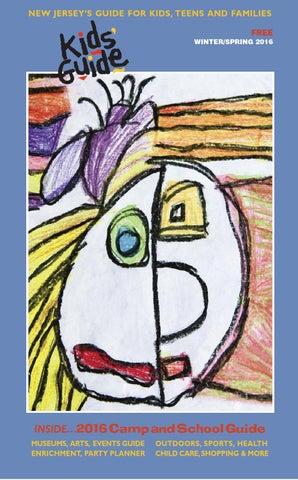 Rvcc Spring Break 2020.Kids Guide Nj Winter Spring 2016 By Kids Guide Nj Issuu