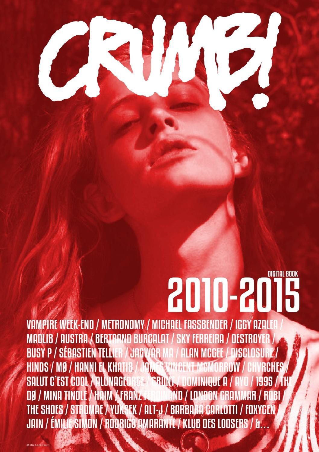 Crumb magazine 2010 2015