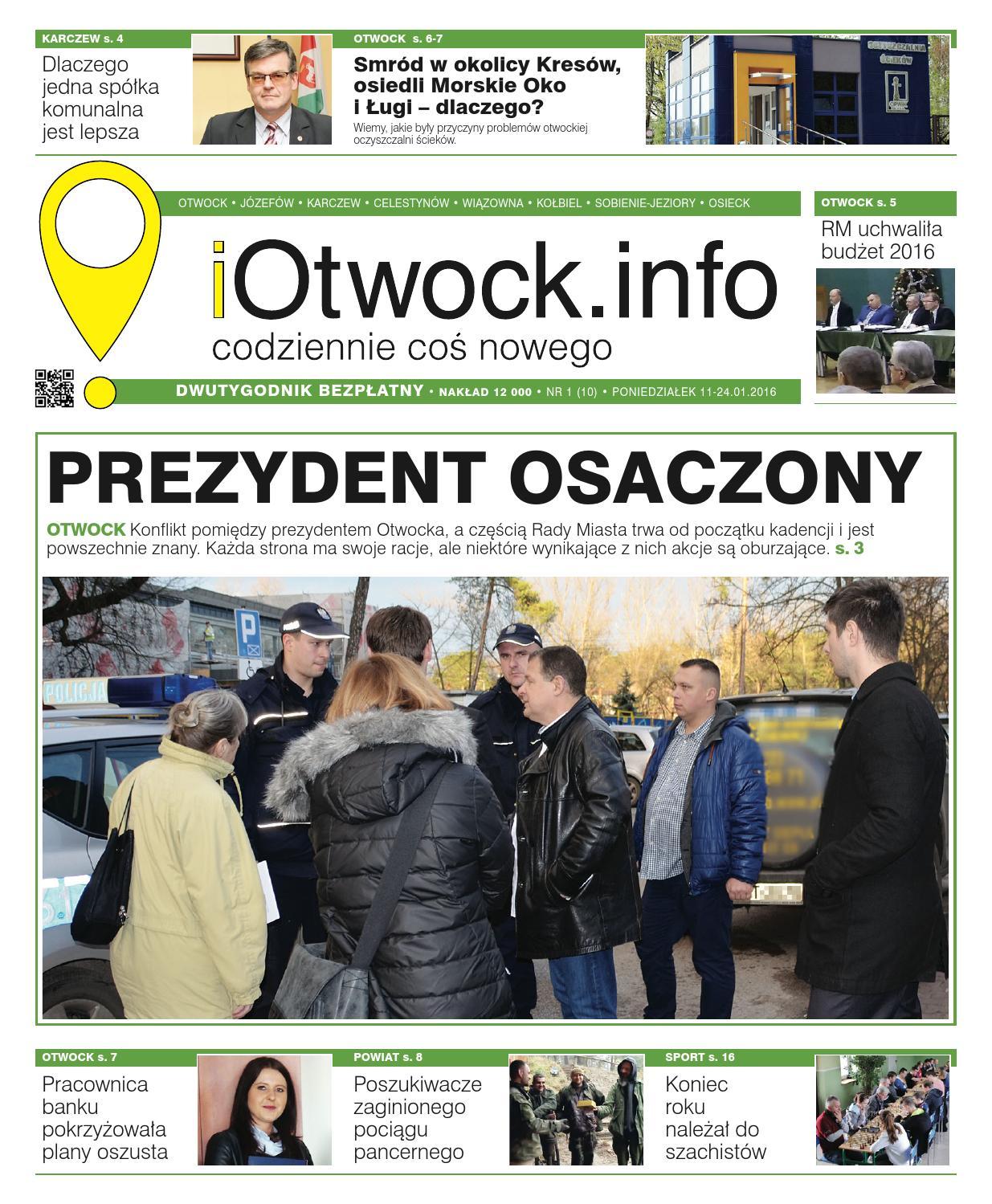Tytu projektu Lokalizacja Projektodawca - Otwock