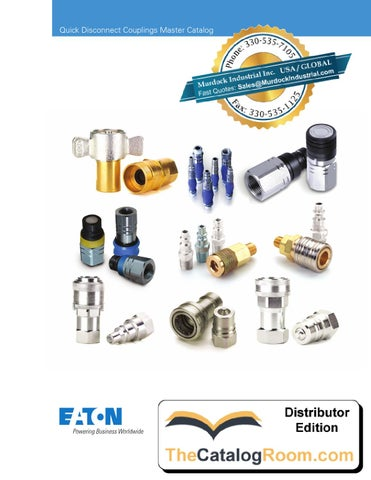 Eaton Hansen 5100-S9-20 Brass Thread-to-Connect Hydraulic 1-1//4 Dust Plug with Chain