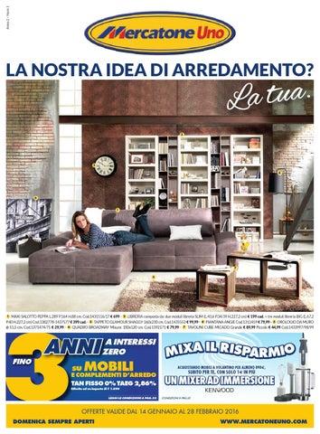 Letto Matrimoniale A Scomparsa Mercatone Uno.Mercatoneuno 28feb By Volavolantino Issuu