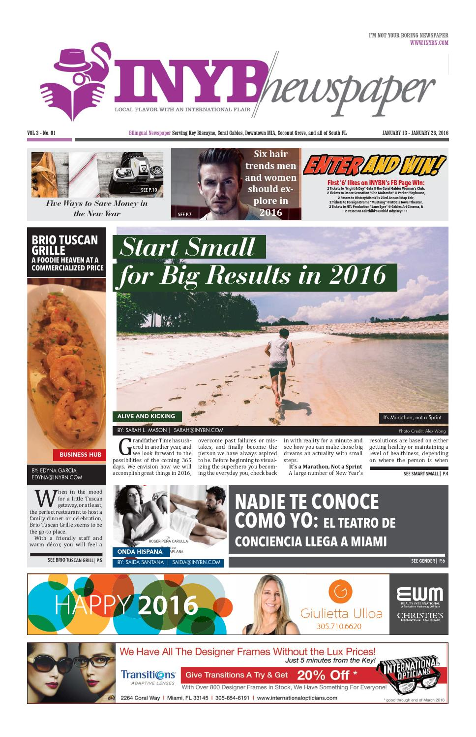 821e4f164a INYB  Newspaper - Vol. 3 Edition 1 by INYBN - issuu