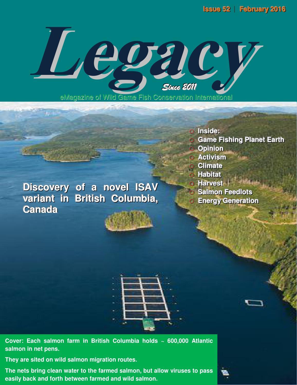 Legacy - February 2016 by Jim Wilcox - issuu
