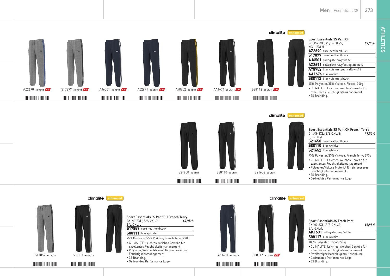 Adidas textil 2016 q3 by Euroteamsport Vilshofen issuu